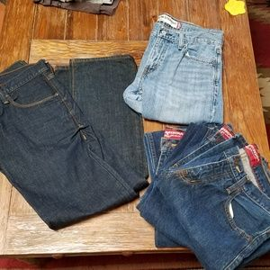 Other - Lot-----5 jeans 29×30